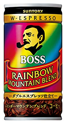 Boss Coffee Rainbow Mountain Blend