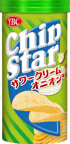 Chip Star S - Sour Cream and Onion