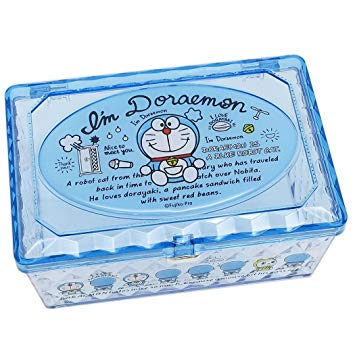 Shining Clear Case - Doraemon