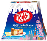 Kit Kat Strawberry Cheesecake (Mount Fuji Pack)