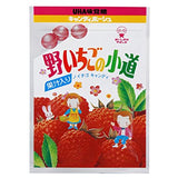 Wild Strawberry Path Hard Candies