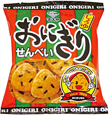 Masuya Onigiri Rice Crackers