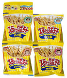 Salty Seaweed Stick Potato Snack Share Pack