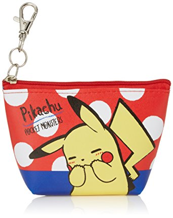 Pokemon Mini-Pouch - Pikachu (Red)