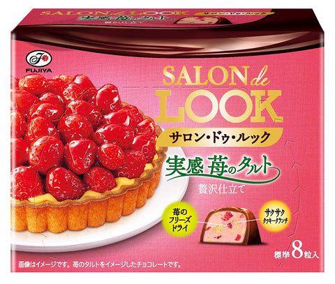 Salon De Look - Strawberry Tart