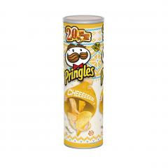 Pringles Winter Edition: Cheese Flavor