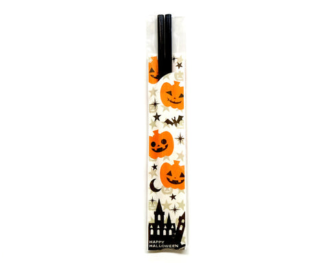 Halloween Themed Chopsticks - Black
