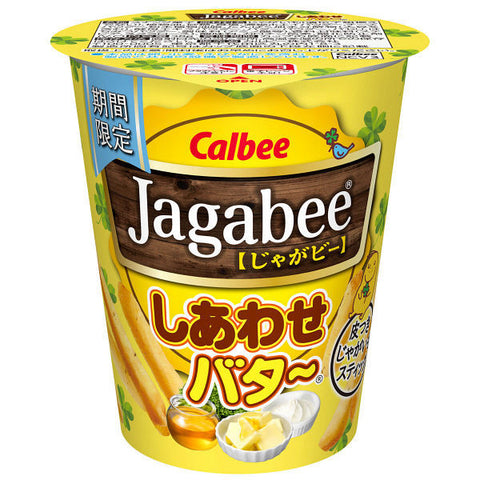 Calbee Jagabee - Happiness Butter