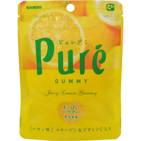 Pure Gummy Lemon