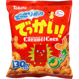 Tohato Super Sized Caramel Corn