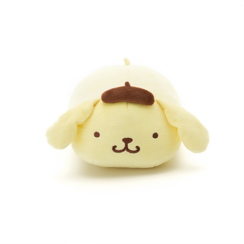 Pompompurin Roll Cushion