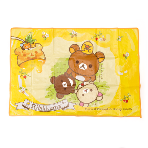 Kawaii Leisure Sheet - Rilakkuma