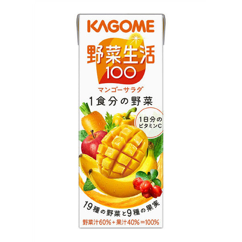 Vegetable Life 100 Mango Salad