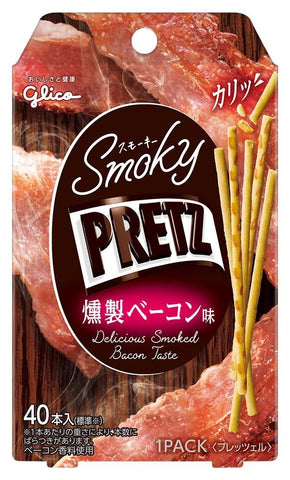 Smokey Pretz: Smoked Bacon
