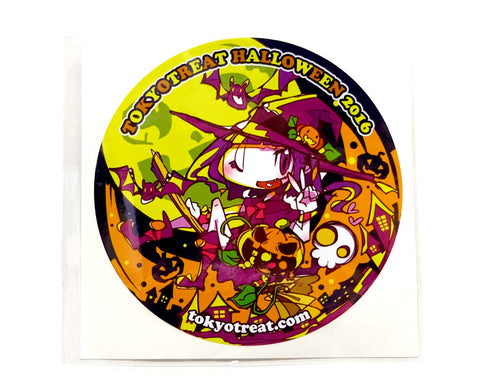 TokyoTreat Original Halloween Sticker