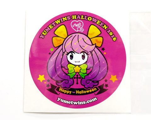 YumeTwins Original Halloween Sticker