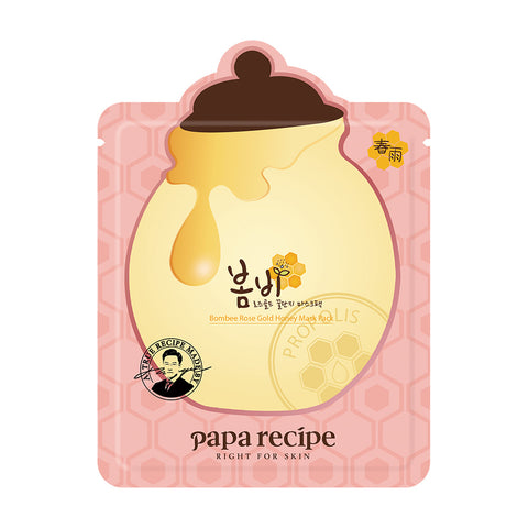 Papa Recipe Bombee Honey Facemask