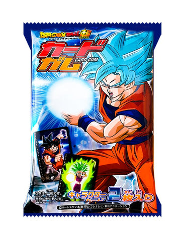 Dragon Ball Super Card Gum