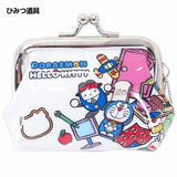 Doraemon x Hello Kitty  Coin Purse Secret Tools