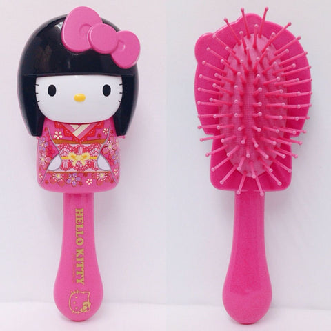 Hello Kitty Hairbrush kokeshi