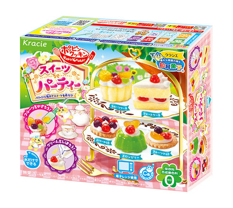 Poppin' Cookin' Sweet Party DIY Kit