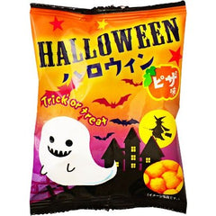 Halloween Pizza Corn Snacks( 5 piece set)
