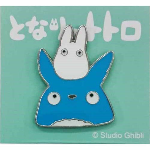 Big and Little Totoro Ghibli Pin