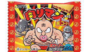 Ultimate Muscle Chocolate Wafer - Red Corner