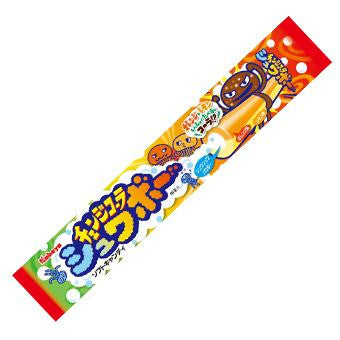 Fizzy Soft Candy Stick - Orange & Lemon Flavor 20 piece set