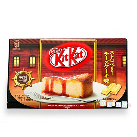 Kit Kat Mini - Strawberry Cheesecake