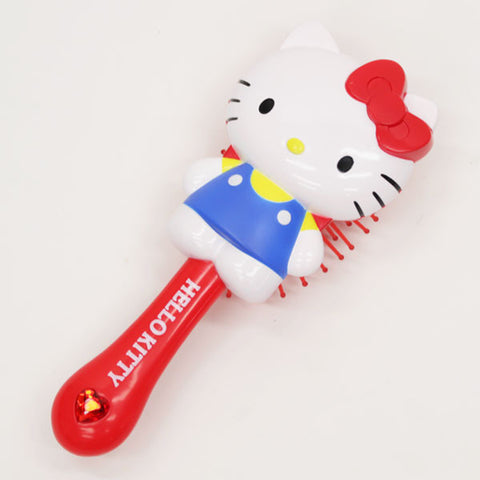Hello Kitty Hairbrush Red