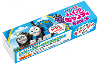 Thomas the Train Engine Chewy Candy
