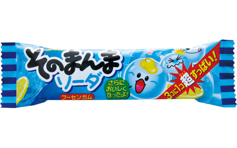 Sour Soda Gum(10 piece set)