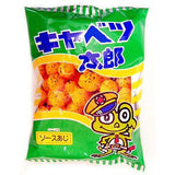 Yakisoba Sauce Flavored Corn Puffs - Large Size
