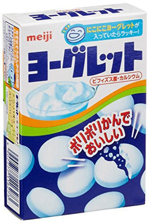 Maiji Yogurretto Calcium Tablets