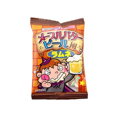 Maple Butter Beer Ramune Candy (10 piece set)