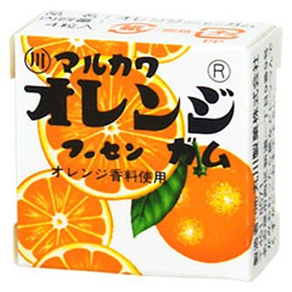 Marukawa Orange Gum