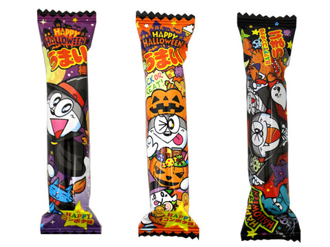 Halloween Umaibo Happy Corn Potage Flavor