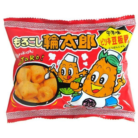 Spicy Japanese Soy Sauce Corn Snack