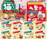 Re-Ment Hello Kitty Cat Cafe Blind Box