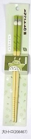My Neighbor Totoro Chopsticks - Large Totoro
