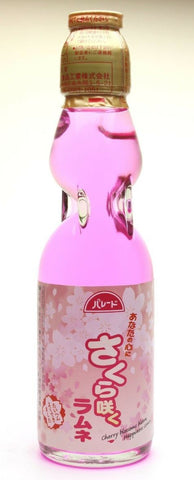 Sakura Ramune Drink 200ml