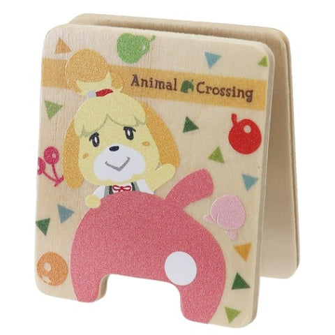 Animal Crossing Isabelle Wooden Memo Stand