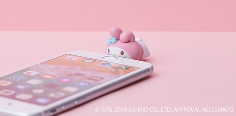 Sanrio Cable Bite: My Melody