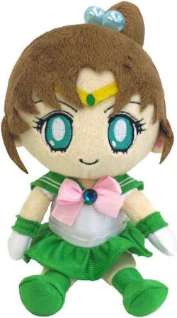 Sailor Moon Plushie - Sailor Jupiter