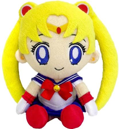 Sailor Moon Plushie - Sailor Moon