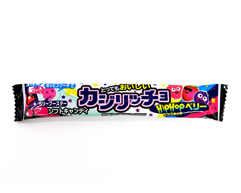 Kajiricho Hip Hop Berry Soft Candy Stick