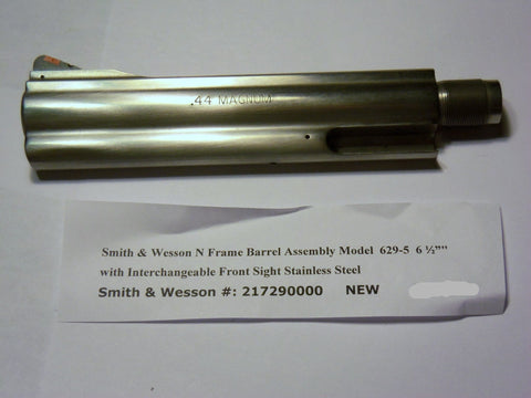 USA Guns And Gear - USA Guns And Gear Smith & Wesson N Frame Barrel - Gun Parts USA Guns And Gear - Smith & Wesson