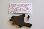 K894 Smith & Wesson Used K Frame Model 15 Blued Sideplate and Screws