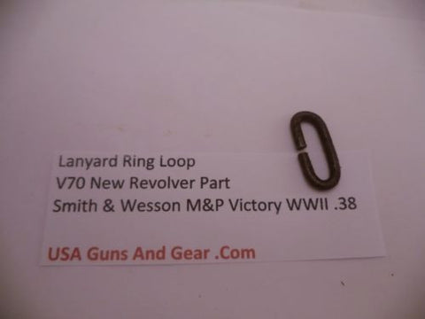 V70 Smith & Wesson New Military & Police Victory WWII Lanyard Ring Loop -                                USA Guns And Gear-Your Favorite Gun Parts Store